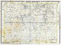 Aubry Township, Black Bob Reservation, Big Blue River, Johnson County 1874