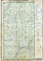 McCamish Township, Captains Creek, Johnson County 1874