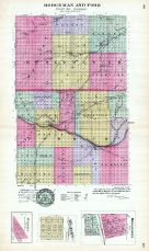 Hodgeman and Ford, Bellefont, Wilburn, Wright, Kansas State Atlas 1887