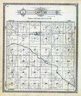 Canton Township, Adams, Chikaskia River, Kingman County 1921
