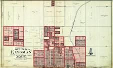 Kingman - North, Kingman County 1921