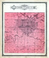 Emporia City, Cottonwood River, Neosho River, West Lake, Dry Creek, Lyon County 1918