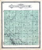 Township 17 S. Range 10 E., Missouri Kansas Texas R.R., Neosho River, Cahola Creek, Wrights Creek, Lyon County 1918