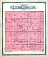 Township 21 S. Range 10 E., North Branch Verdigris River, Wolf Creek, Rock Creek, Lyon County 1918