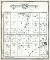 Blaine Township, Marion County 1921