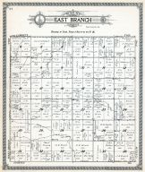 East Branch Township, Marion County 1921