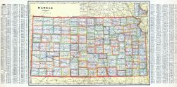 State Map, Marion County 1921