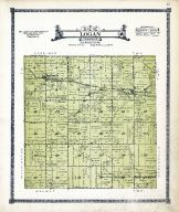 Logan Township, Marshall County 1922