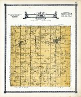 Noble Township, Marshall County 1922
