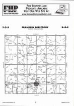 Franklin Township, Home City,  Directory Map, Marshall County 2006