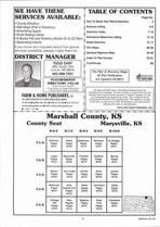 Index Map, Marshall County 2006