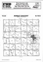 Murray Township, Axtell,  Directory Map, Marshall County 2006