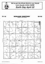 Richland Township, Summerfield,  Directory Map, Marshall County 2006