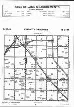 King City T20S-R3W, McPherson County 1993