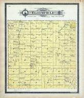 Bloomfield Township, Laban Creek, Marshall Creek, Mitchell County 1902