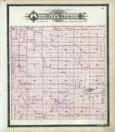 Blue Hills Township, Victory, West Rock Creek, East Bacon Creek, Mitchell County 1902