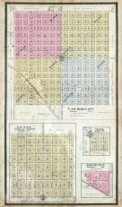 Cawker City, Victor, Tipton, Asherville, Mitchell County 1902