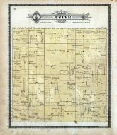 Custer Township, Hunter P.O., Carr Creek, West Bacon Creek, Mitchell County 1902