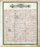 Pittsburg Township, Tipton, Mill Creek, Carr Creek, Mitchell County 1902