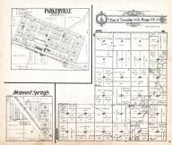 Township 14 South, Range 5 East, Parkerville, Diamond Springs, Morris County 1923