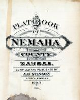 Title Page, Nemaha County 1908