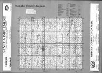 Index Map, Nemaha County 1993