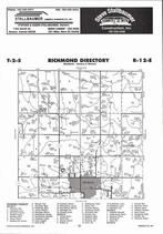 Richmond Township, Seneca,  Directory Map