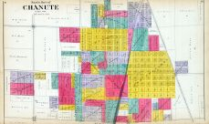 Chanute - North, Neosho County 1906