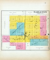 Earleton, Neosho County 1906