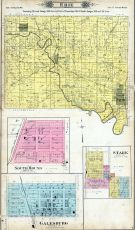 Erie Township, South Mound, Galesburg, Stark, Neosho County 1906