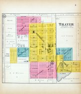 Thayer, Neosho County 1906