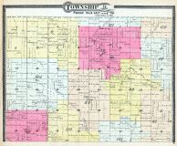 Township 14 S. Range 13 and 14 E., Osage County 1899