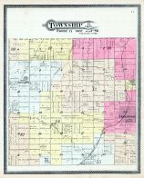Township 14 S. Range 15 E., Carbondale, Fountain P.O., Osage County 1899