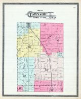 Township 15 S. Range 17 E. Part, Overbrook, Osage County 1899