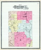 Township 16 S. Range 17 E. Part, Michigan Valley, Osage County 1899