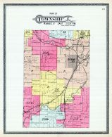 Township 17 S. Range 17 E. Part, Quenemo, Osage County 1899