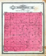 Independence Township, Osborne County 1917