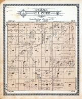 Kill Creek Township, Osborne County 1917