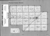 Index Map, Pawnee County 1992
