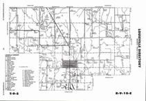 Louisville Township  Directory Map, Pottawatomie County 2006