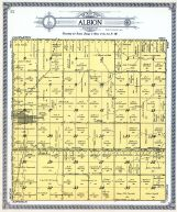 Albion Township, Reno County 1918