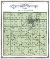 Arlington Township, Reno County 1918