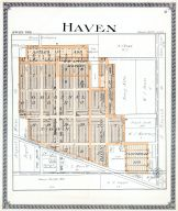 Haven, Reno County 1918