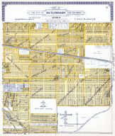 Hutchinson City - Section 18, Reno County 1918