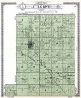 Little River Township, Reno County 1918