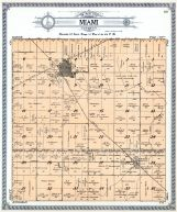 Miami Township, Reno County 1918