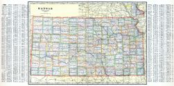State Map, Reno County 1918