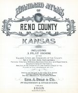Title Page, Reno County 1918