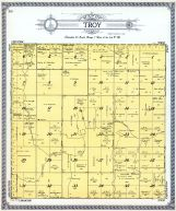Troy Township, Reno County 1918
