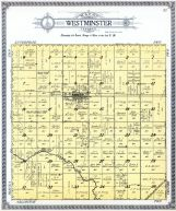 Westminster Township, Reno County 1918